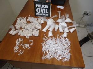 drogas  (Foto: Polícia Civil )