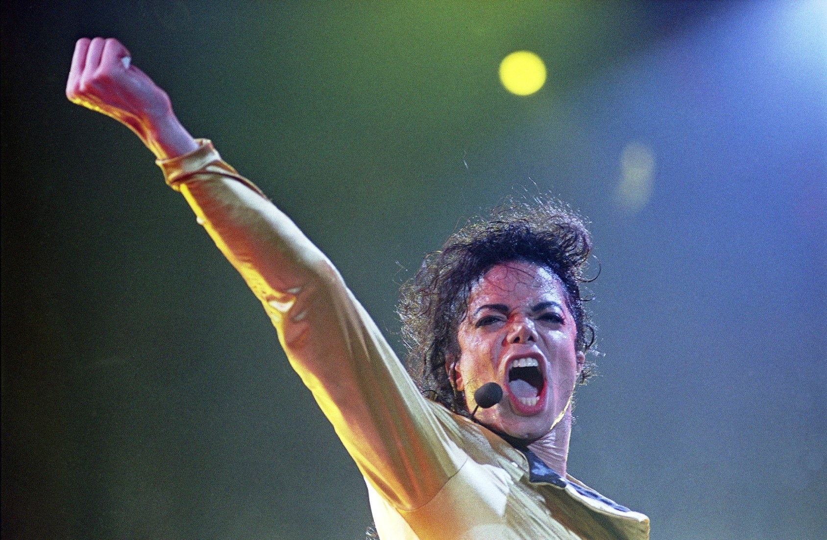 Ter o mundo um outro Michael Jackson um dia? (Foto: AP)