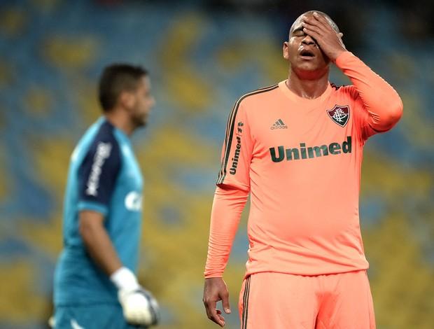 Walter derrota Fluminense x América-RN (Foto: Jorge Rodrigues / Agência Estado)