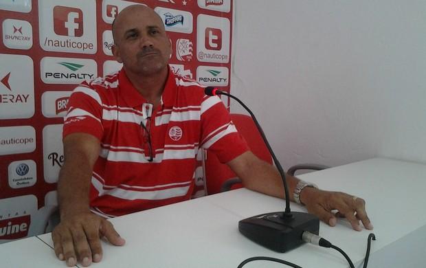 Eduardo Bahia náutico (Foto: Divulgação / Náutico)