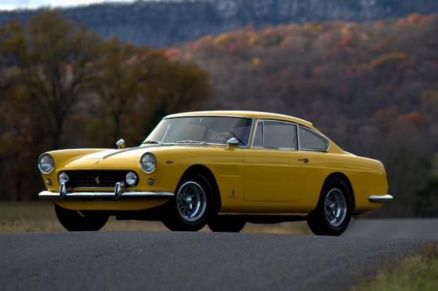 Ferrari 250 GTE 1961 (Foto: Divulgação)