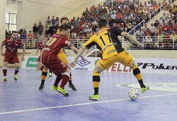 Sorocaba x Orlândia - Liga Nacional de Futsal (Foto: Guilherme Mansueto/ Magnus Futsal)