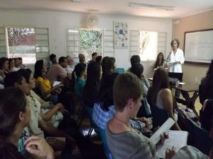 Além de Sorocaba, mais 10 zoológicos participaram do evento (Foto: Natália de Oliveira/G1)