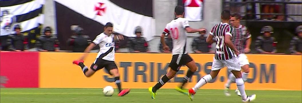 Fluminense x Vasco - Campeonato Carioca 2016 - globoesporte.com b29fd5ed8948a