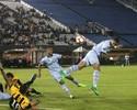 """Barrios lamenta gols perdidos, mas mantém foco: """"Seguir tentando"""""""