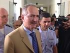 Aldo elogia ex-ministro Levy, mas não comenta saída: 'Fez ótimo trabalho'