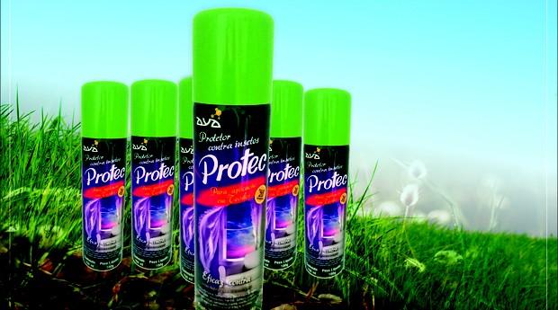 protec, biorrepelente, febre amarela (Foto: Divulgação)
