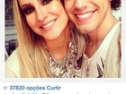 Claudia Leitte diz em rede social que Sam Alves cantará em show na capital