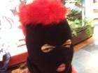 Roberta Miranda posa mascarada e brinca: 'Adivinhe quem é'