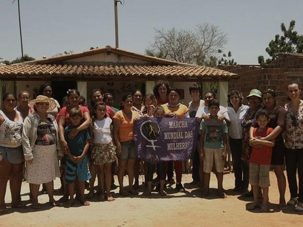 Projeto Água Viva é desenvolvido no assentamento Monte Alegre, em Upanema (Foto: Fundação Banco do Brasil/Divulgação)