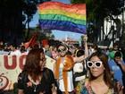 Na Argentina, Marcha do Orgulho Gay é tingida por campanha eleitoral