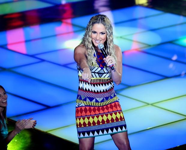 Claudia Leitte  (Foto: The Voice Brasil/TV Globo)