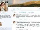Caitlyn Jenner atinge 1 milhão de seguidores no Twitter em 4 horas