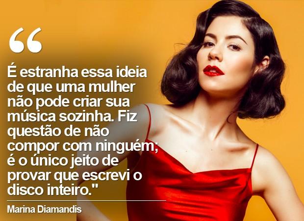 Marina and the Diamonds (Foto: Divulgação)