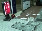 Terremoto paralisa fábricas da Sony, Bridgestone e Honda no Japão