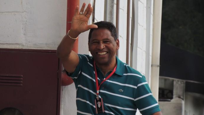 Sérgio Ramirez Joinville (Foto: João Lucas Cardoso)