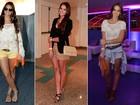 Peça-chave do verão: Veja os shortinhos de Sabrina Sato, Anitta, Beyoncé, Rihanna, Marquezine e mais