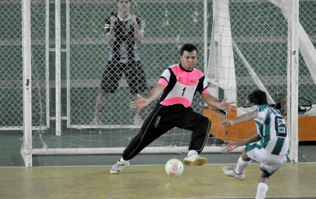 Copa dos Bairros Futsal (Foto: Antônio Lima/Semdej)