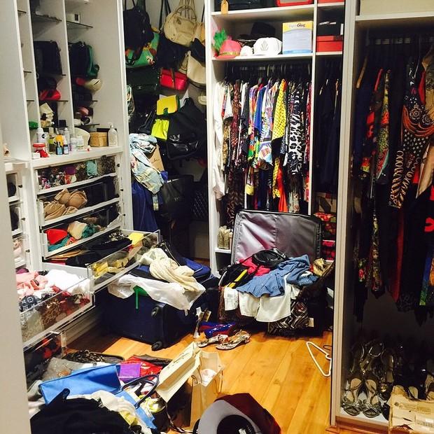Closet da Preta Gil (Foto: Reprodução/Instagram)