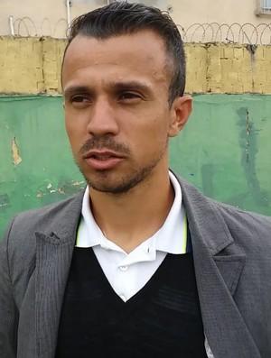 Luís Spadetto, técnico do Espírito Santo (Foto: Reprodução/GloboEsporte.com)