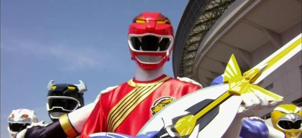Ricardo Medina no Power Rangers (Foto: Reprodução)