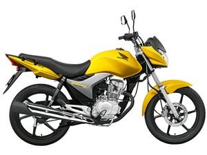 Honda CG 150 Titan (Foto: Divulgação)