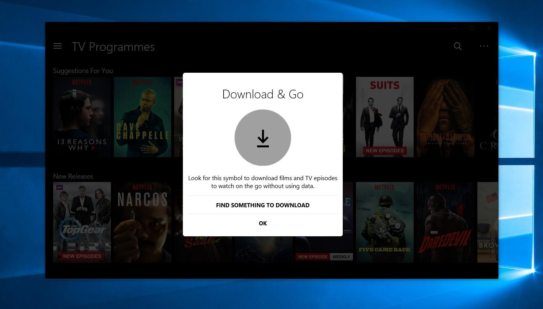 Netflix disponibiliza download de filmes e séries no desktop (Foto: Divulgação)