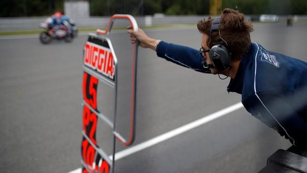 """BLOG: GP da República Checa - Treinos Livres 2: """"Milagroso Márquez"""" e Honda detonam na MotoGP; Zarco reassume o comando na Moto2 e Binder (e KTM)  na Moto3..."""