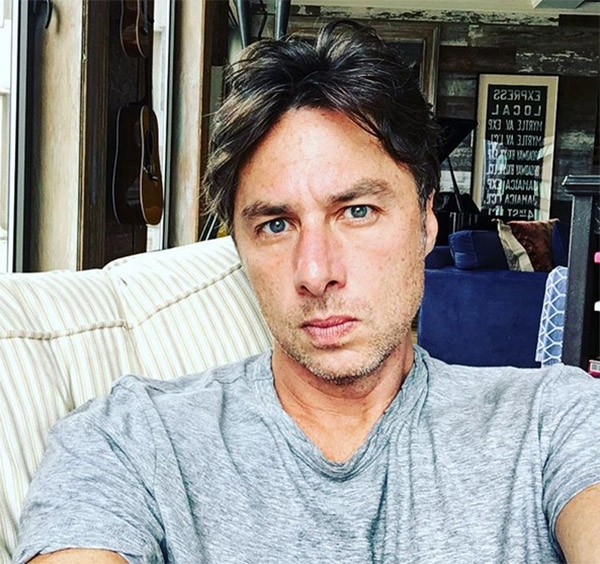 Zach Braff (Foto: Instagram)