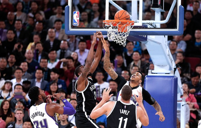 Brooklyn Nets x Sacramento Kings NBA (Foto: Getty Images)