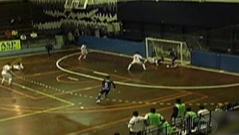 Grêmio Mogi perde para a AABB em jogo válido pela Liga Paulista de Futsal