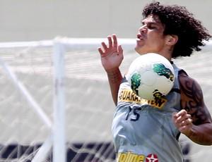 marcio Azevedo botafogo treino (Foto: Ivo Gonzalez / Agência o Globo)