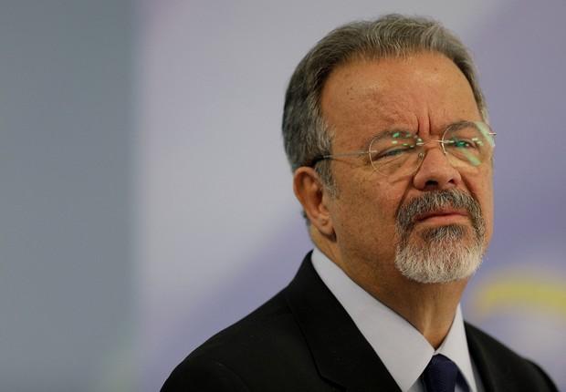 Ministro da Defesa, Raul Jungmann (Foto: Ueslei Marcelino/Reuters)
