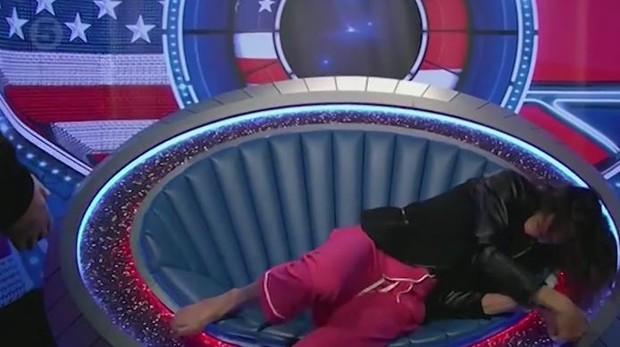 Janice Dickinson (Foto: Reprodução / Celebrity Big Brother UK)