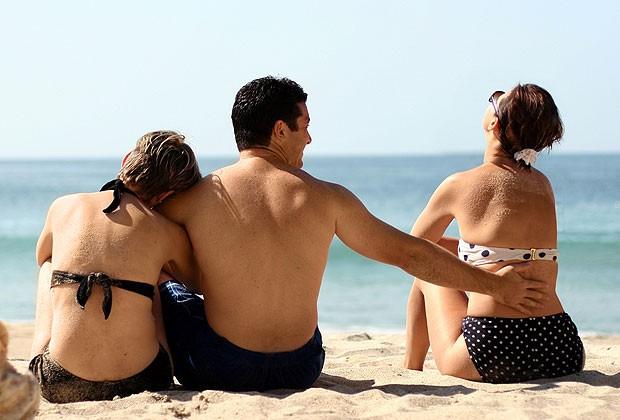 TRAIÇÃO É INEVITÁVEL? SE DEPENDER DAS SUBSTÂNCIAS QUÍMICAS DO NOSSO CÉREBRO, SIM! (Foto: Shutterstock)