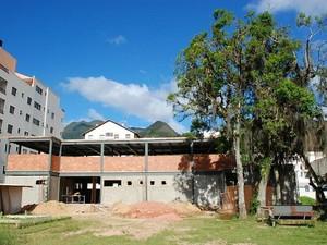 Delegacia Legal de Teresópolis deve ser inaugurada em março de 2014 (Foto: Prefeitura de teresópolis/Jeferson Hermida)