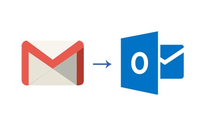 Como transferir mensagens antigas do Gmail para Outlook (Foto: Arte/TechTudo)