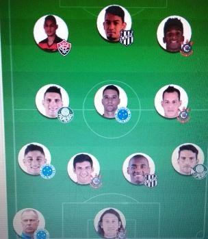 BLOG: Rodada #24: Corinthians e Cruzeiro são boas opções para pontuar no Cartola FC