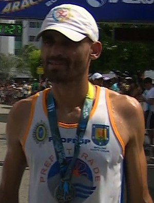 Gilmar Oliveira Volta de Aracaju (Foto: Reprodução/TV Sergipe)