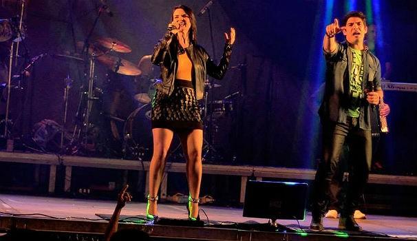 Kiko e Jeanne estão conquistando o país no The Voice (Foto: Arquivo Pessoal / Kiko e Jeanne)