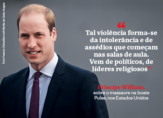 Frases que resumem a semana | Príncipe William (Foto: Feature China/Barcroft Media via Getty Images)