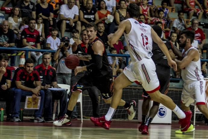 Liga Sorocabana x Flamengo, Liga Sorocabana, LSB, Sorocaba, basquete, Flamengo, NBB, Gualberto Moreira (Foto: Murilo Amadei / Liga Sorocabana)