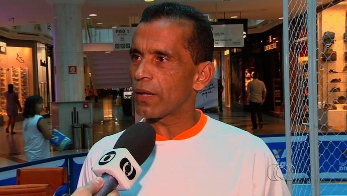 Tito Sena no Experimentando Diferenças (Foto: Reprodução/TV Anhanguera)