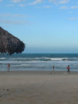 Vôlei de praia, Mundial, Fortaleza (Foto: Thaís Jorge)