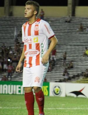 Amorim e Fabinho (Foto: Emanuele Madeira/GloboEsporte.com)