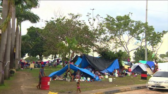 Governo Temer vai criar estrutura em Roraima para abrigar imigrantes venezuelanos, diz jornal