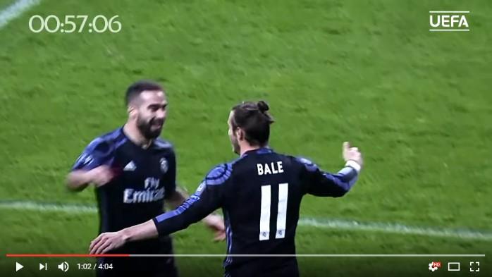 BLOG: Nos embalos de Bale, assista aos gols mais rápidos da história da Champions