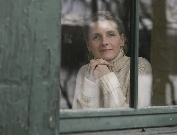 Liz Gilbert acaba da lençar novo livro (Foto: Pascal Perch (Corbis Outline) )