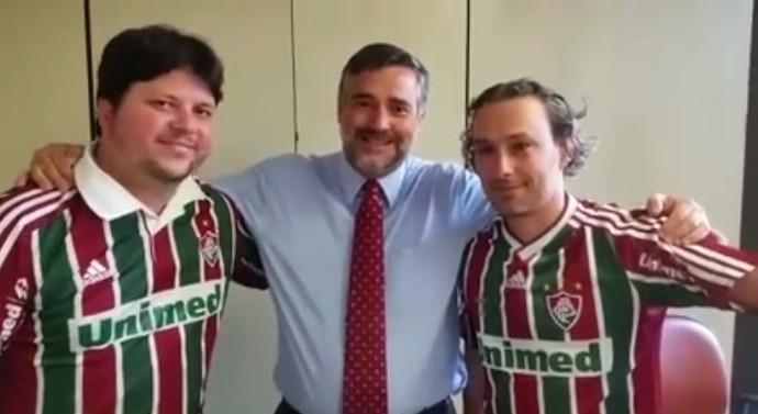 Deputado Paulo Pimenta Fluminense (Foto: Reprodução)