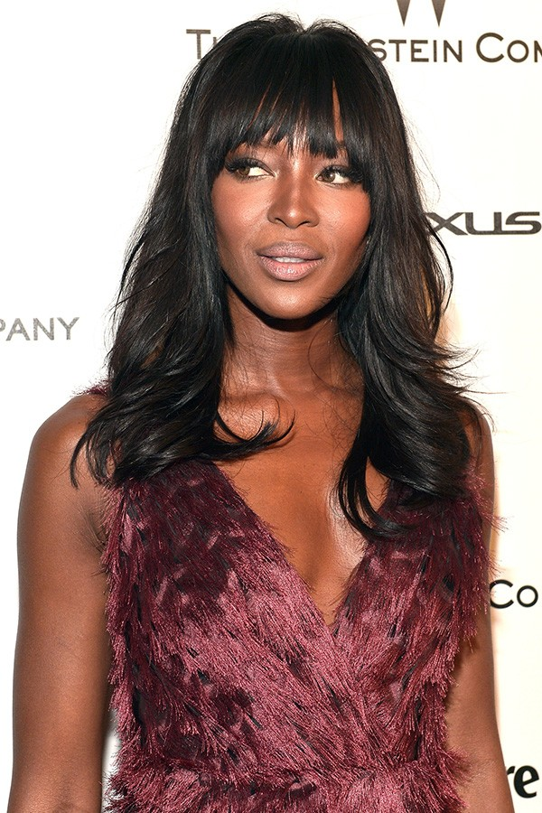 A modelo Naomi Campbell (Foto: Getty Images)